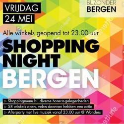Shopping Night Bergen