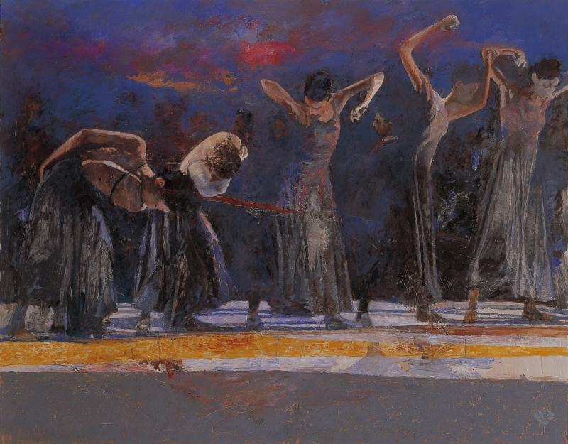 Five Dancers San Francisco