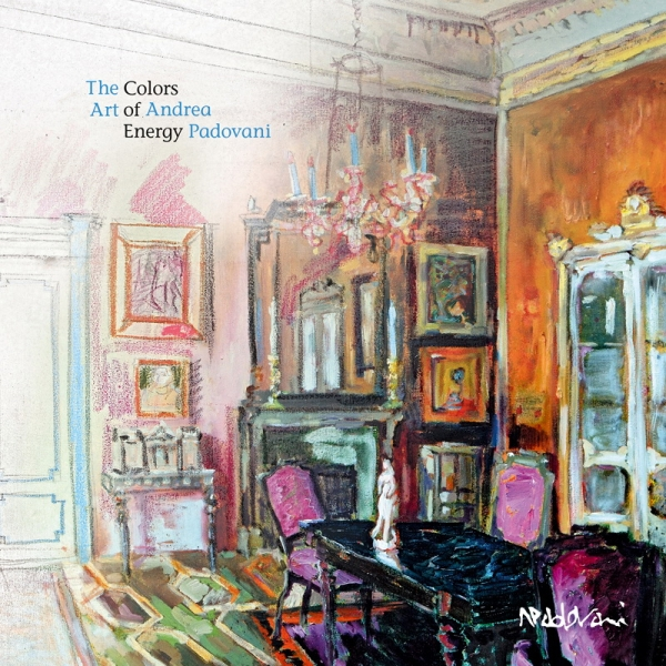 Oeuvre book 'Colors of Energy