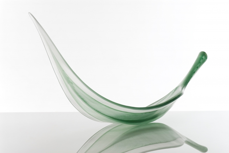Green Capillary Leaf (1) (SOLD)