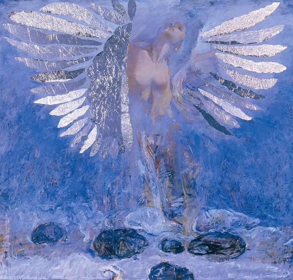 Floating Angel # 11