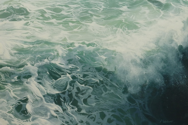 Sea Scape I