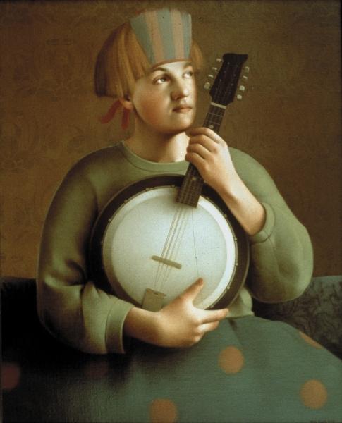 The Banjo Mandolin