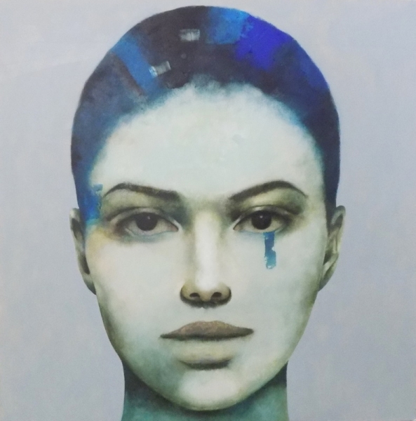 Oracle - Sacred Blue