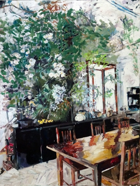 Greenhouse Dining (Sold)