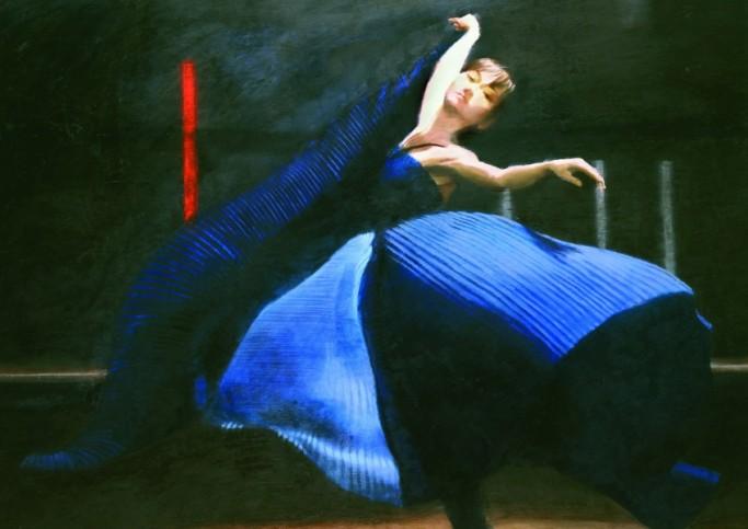 The Blue Dress RH
