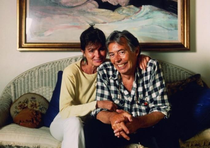 Rose and Bob Heindel